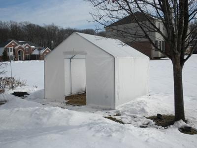 10u2032 x 10u2032 Greenhouse ... & Green House | Genesis Enterprises