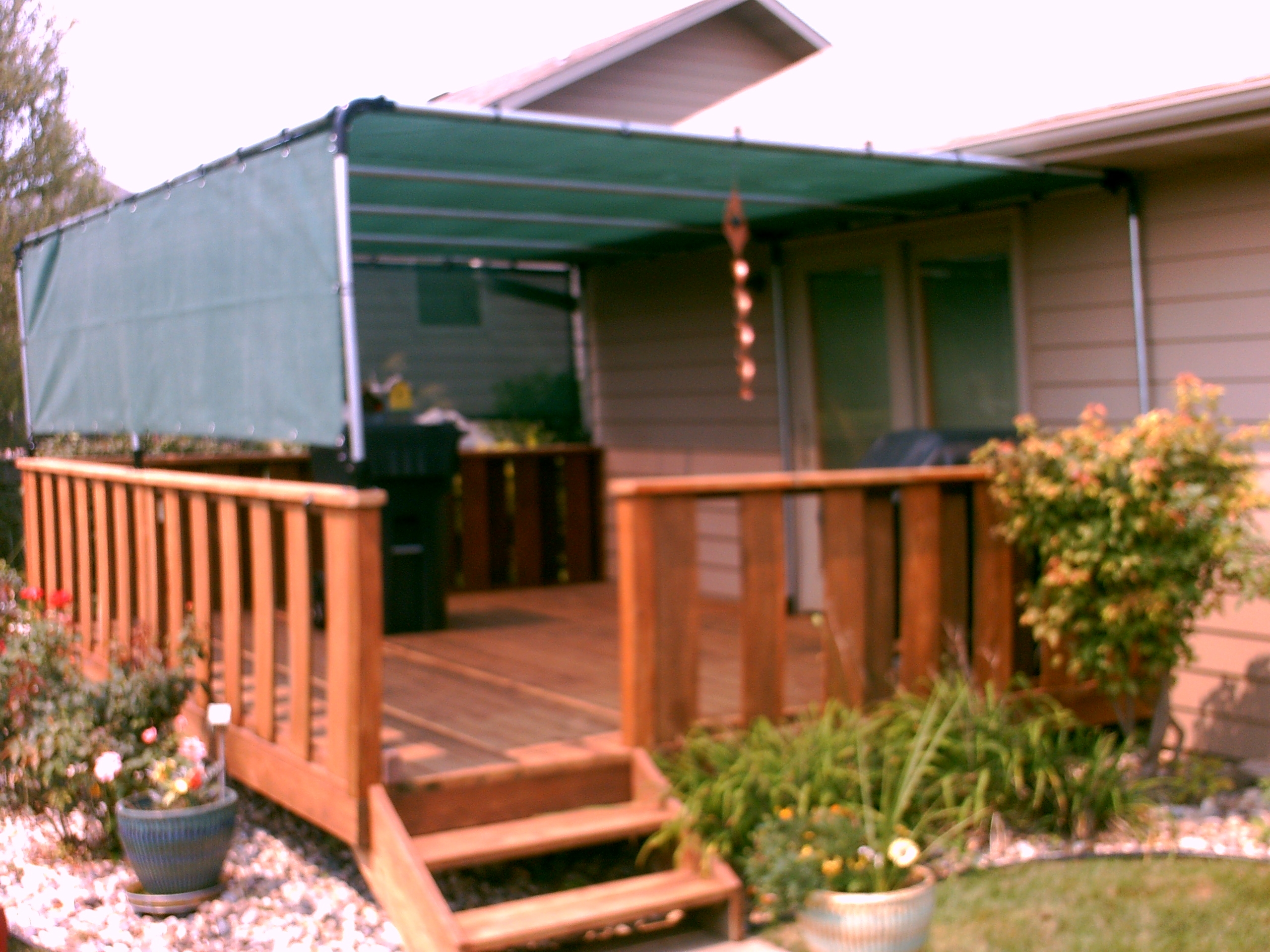 Deck- Patio Cover | Genesis Enterprises - Pergolas Castorama