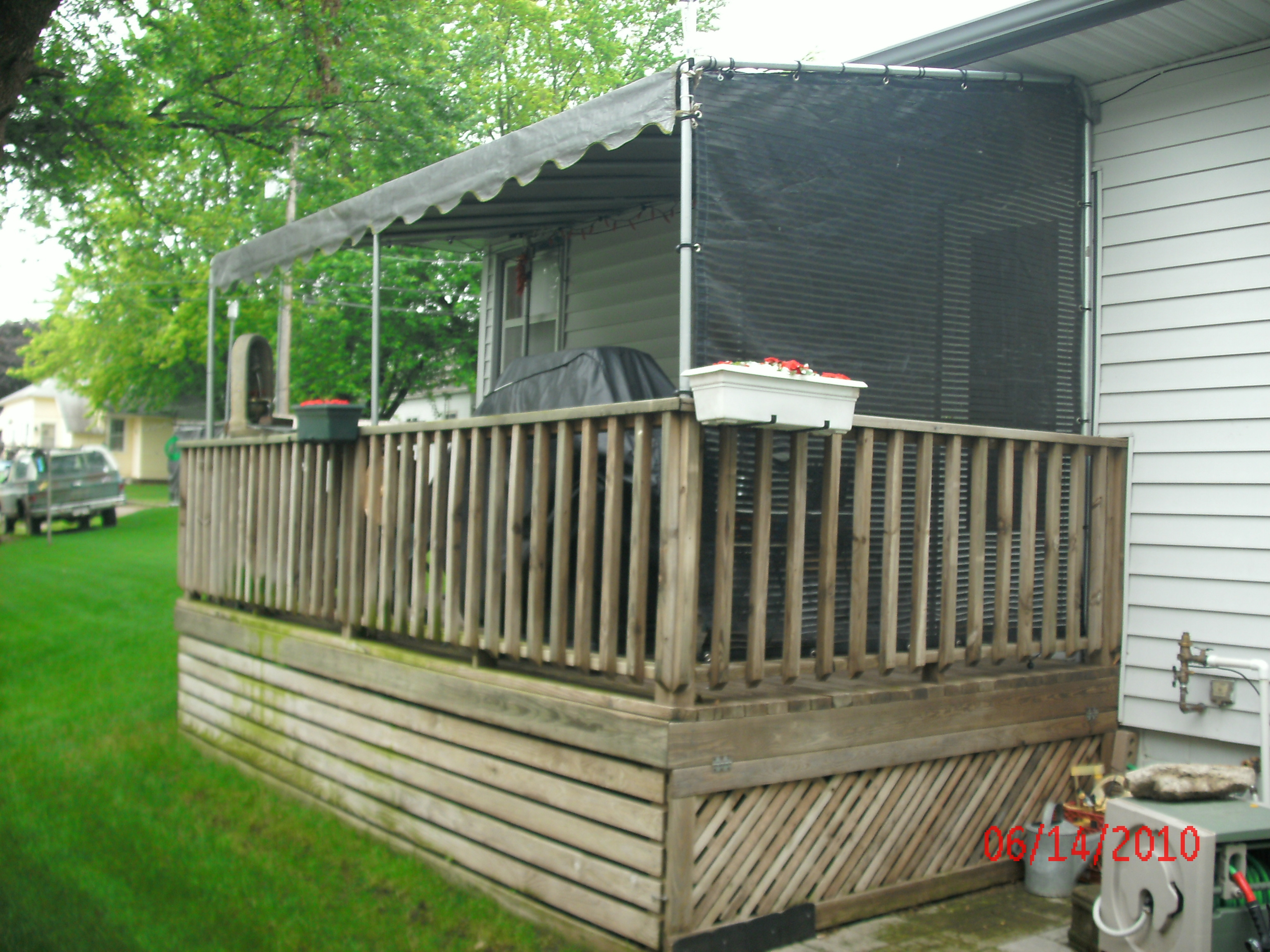 Deck Patio Cover Genesis Enterprises